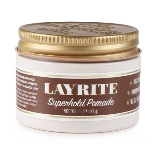 Layrite Super Hold Pomade Travelsize