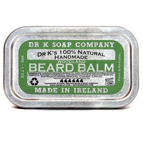 Dr K Soap Company Baardbalsem Woodland