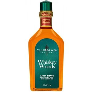 Clubman Pinaud Whiskey Woods Aftershave Lotion 177 ml