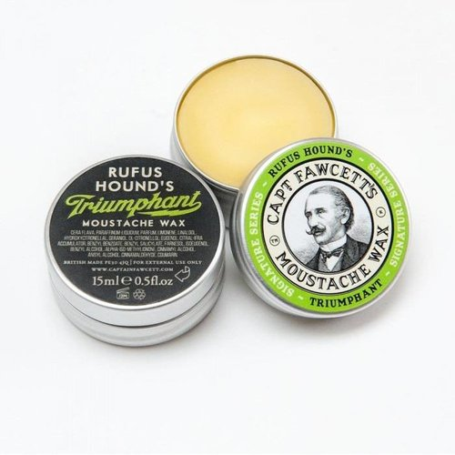 Captain Fawcett Rufus Hound's Triumphant Snorrenwax 15 ml
