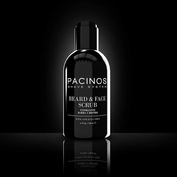 Pacinos Beard & Face Scrub 118 ml