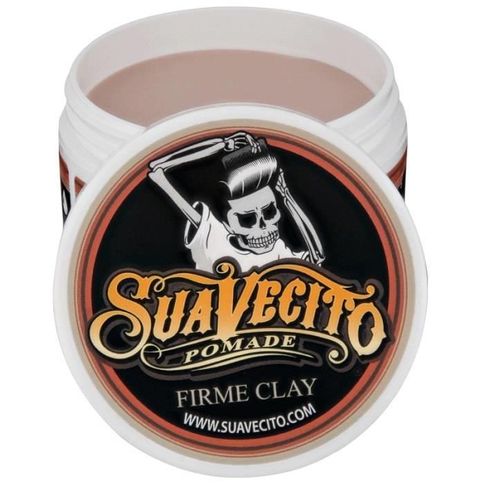 Suavecito Firme Clay Pomade