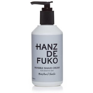 Hanz de Fuko Invisible Scheercrème 237 ml