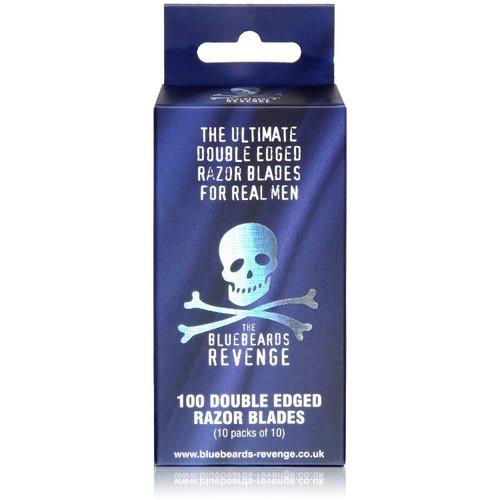 Bluebeards Revenge Double Edge Scheermesjes 100 stuks