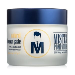 Mister Pompadour Natural Beeswax Paste 57g