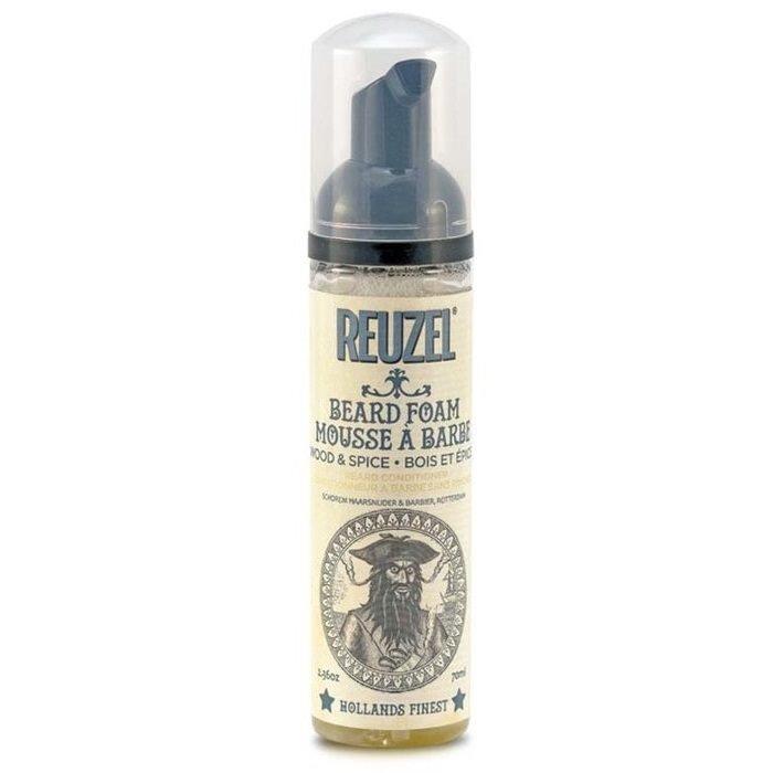 Reuzel Beard Foam Wood & Spice 70 ml