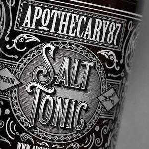 Apothecary87 Salt Tonic 200 ml