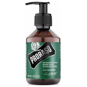 Proraso Baardshampoo Refreshing 200 ml