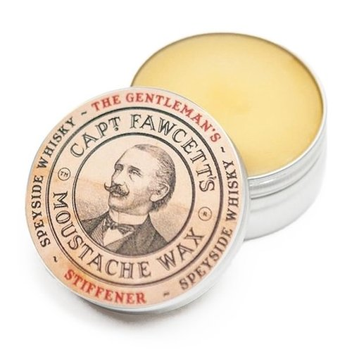 Captain Fawcett Whisky Snorrenwax