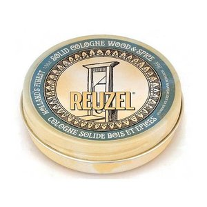 Reuzel Solid Cologne Wood & Spice 35g