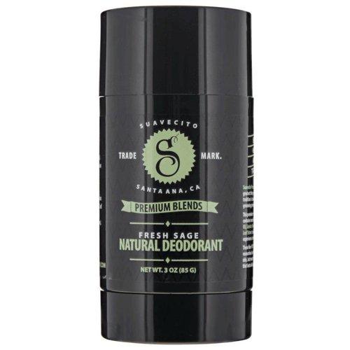 Suavecito Deodorant Fresh Sage Natural 85g