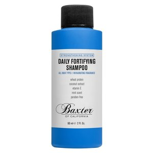 Baxter of California Daily Fortifying Shampoo Travel 60 ml