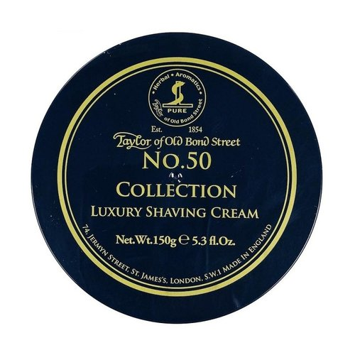 Taylor of Old Bond Street Scheercrème No.50 Collection 150g