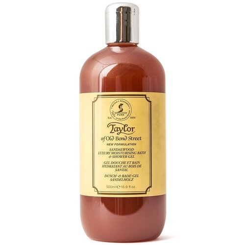 Taylor of Old Bond Street Bad en Douchegel Sandalwood 500 ml