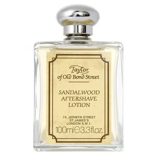 Taylor of Old Bond Street Aftershave Lotion Sandalwood 100 ml