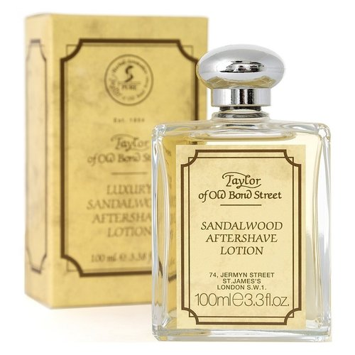 Taylor of Old Bond Street Aftershave Lotion Sandalwood 100 ml