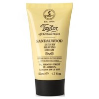 Scheercrème Sandalwood 50 ml