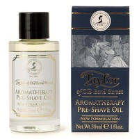 Pre-Shave Olie 30 ml