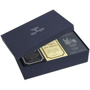 Taylor of Old Bond Street Badzeep Gift Box 3 x 200g