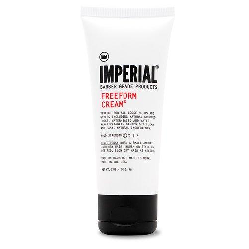 Imperial Barber Products Freeform Cream Travel 59 ml