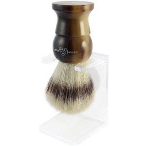 Edwin Jagger Scheerkwast Silvertip Fibre Hoorn