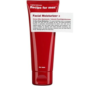 Recipe for men Facial Moisturizer + 75 ml