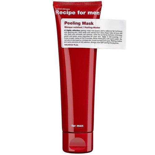 Recipe for men Peeling Mask 100 ml