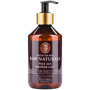 RAW Naturals Pale Ale Shower Gel 300 ml