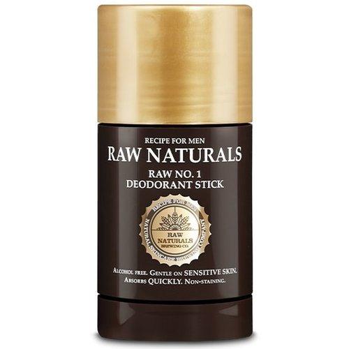 RAW Naturals No.1 Deodorant Stick 75 ml