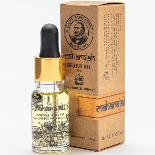 Captain Fawcett Maharajah Baardolie 10 ml