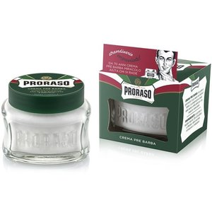 Proraso Green Refreshing Pre-Shave Cream 100 ml