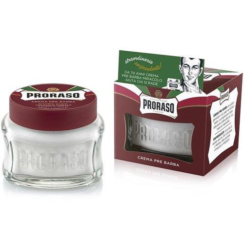 Proraso Red Sandalwood Pre-Shave Cream 100 ml
