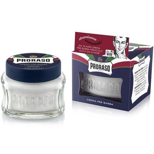Proraso Blue Protective Pre-Shave Cream 100 ml
