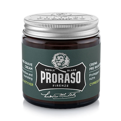 Proraso Pre-Shave Cream Cypress & Vetyver 100 ml