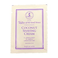 Scheercrème Coconut Sample 5 ml