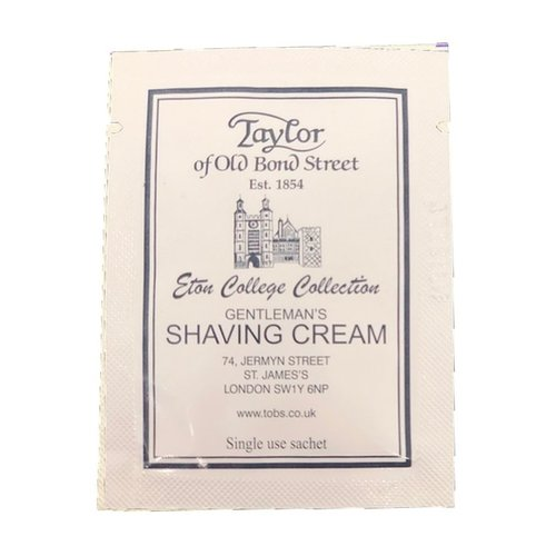 Taylor of Old Bond Street Scheercrème Eton College Collection Sample 5 ml