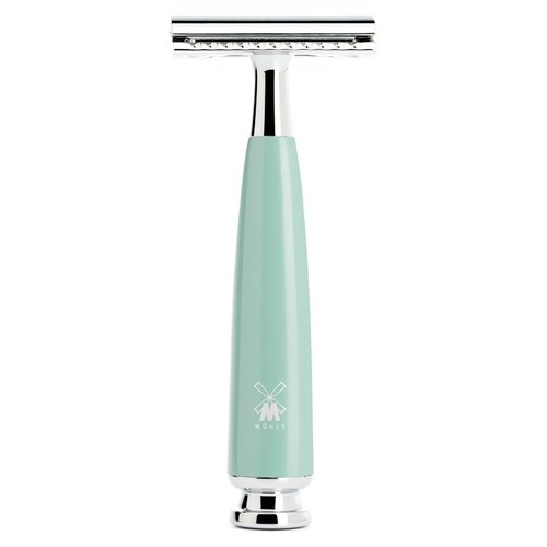 Muhle Double Edge Safety Razor Rytmo Mint Groen