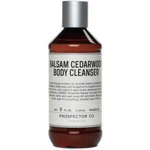 Prospector Co. Body Cleanser Balsam Cedarwood 236 ml
