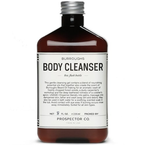 Prospector Co. Body Cleanser Burroughs 236 ml