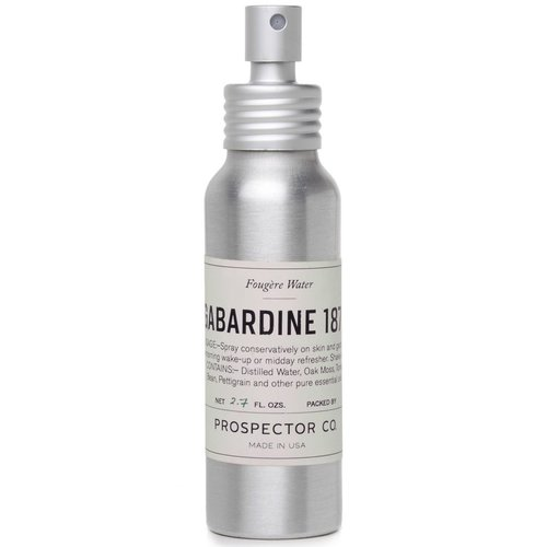 Prospector Co. Cologne Gabardine 1879 80 ml