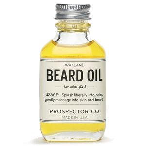 Prospector Co. Baardolie Wayland 30 ml