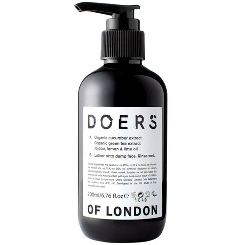 Doers of London Facial Cleanser 200 ml