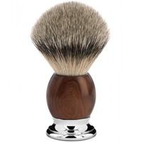 Scheerkwast Silvertip Sophist Ironwood (L)