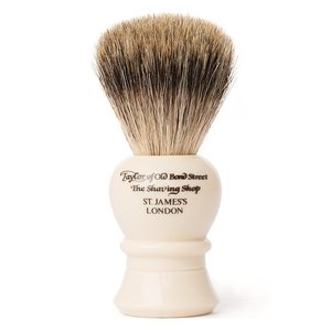 Taylor of Old Bond Street Scheerkwast Pure Badger Traditional (M)