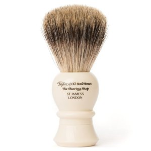 Taylor of Old Bond Street Scheerkwast Pure Badger Traditional (L)