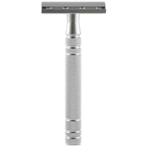 Feather Double Edge Safety Razor Mat Chroom