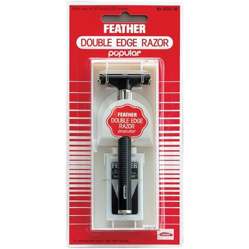 Feather Double Edge Safety Razor Popular
