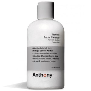 Anthony Glycolic Facial Cleanser 237 ml