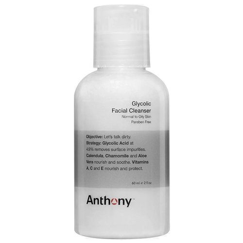 Anthony Glycolic Facial Cleanser Travel 60 ml