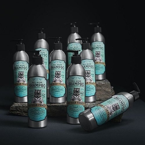 Mr Bear Family Shampoo Springwood 250 ml